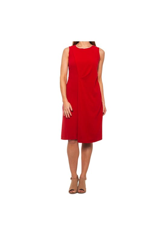 Leathen Dress - Sleeveless