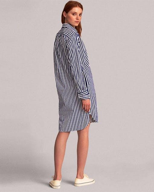 POLO RALPH LAUREN - Πουκαμίσα Φόρεμα Ριγέ