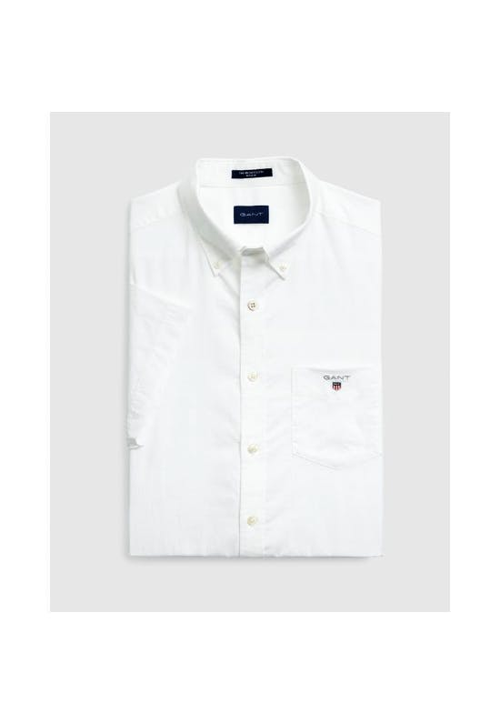 The Broadcloth Reg Short Sleeve Shirt (Κοντομάνικο)