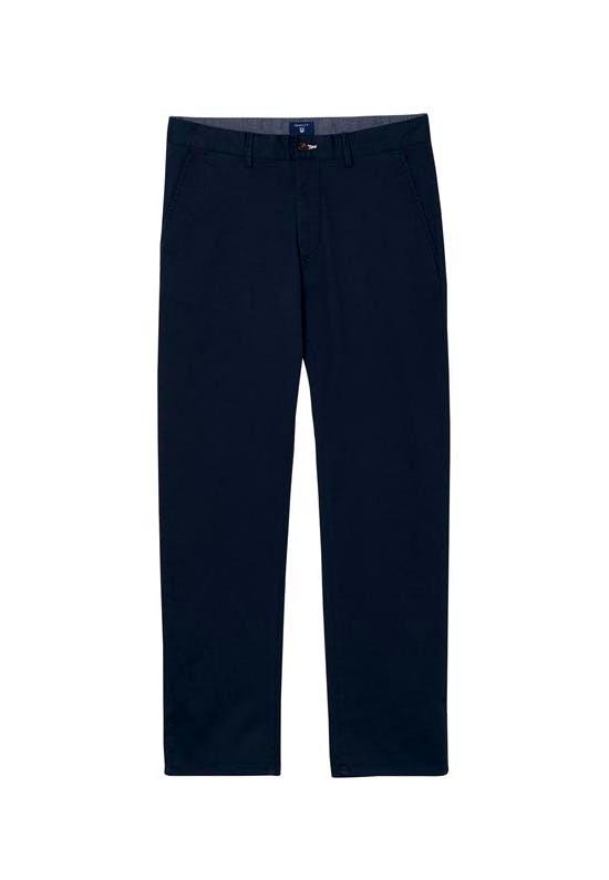Regular Twill Chino Pants