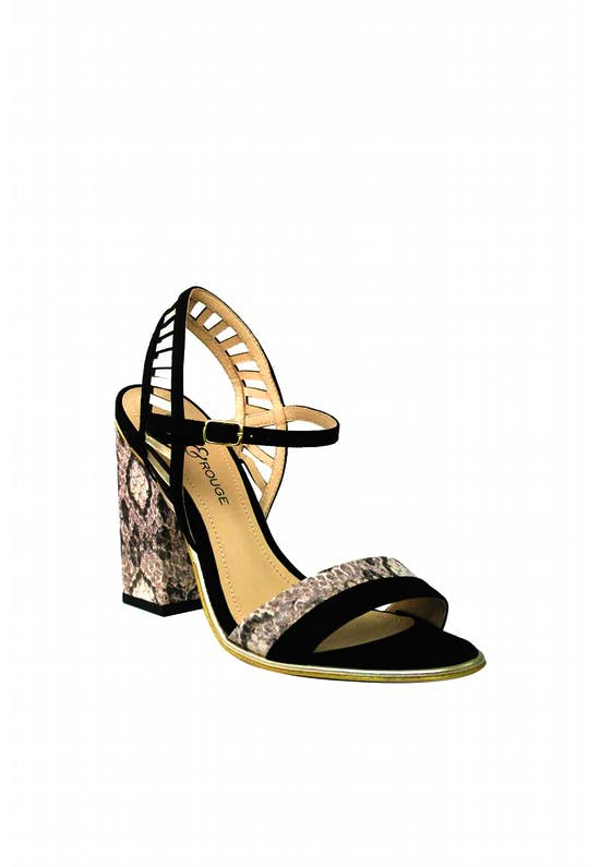 Fruit Snk Heeled Sandals
