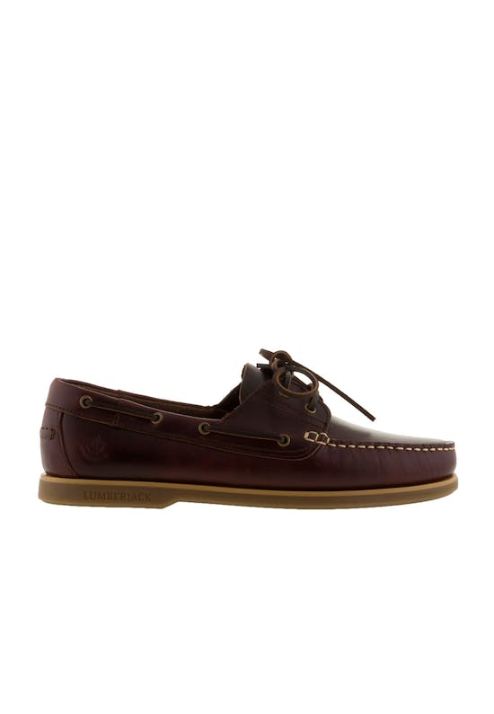 Navigator Boat Shoes Pull-Up Leather