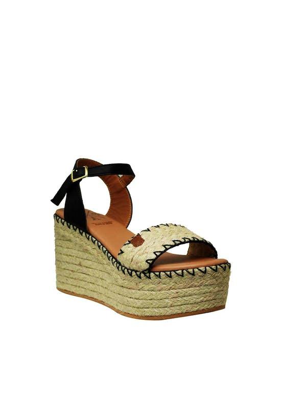 Shoes Tahiti Natural Cm Platform