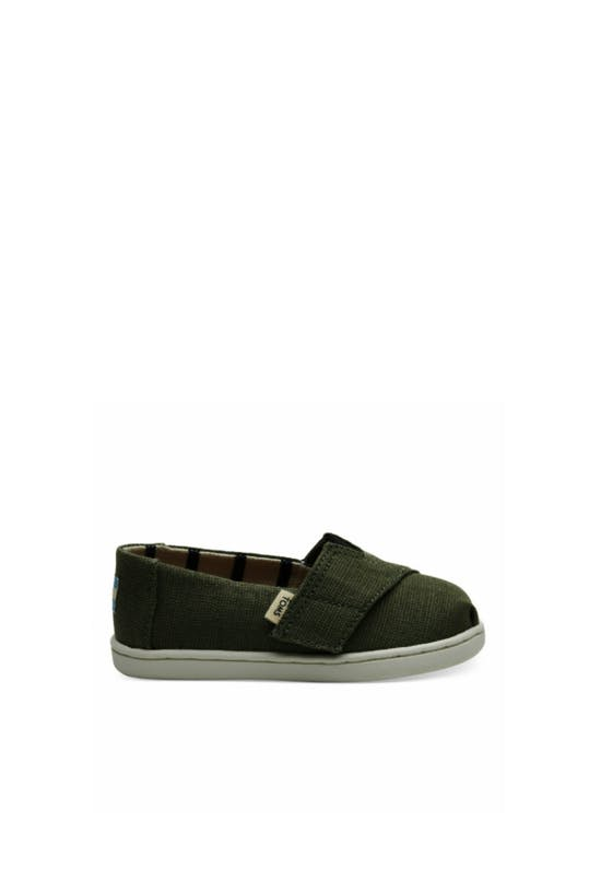Classic Olive Heritage Canvas