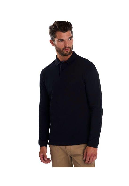 Polo Shirt Long Sleeve