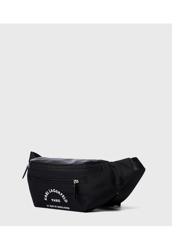 Rue St Guillaume Belt Bag Black