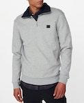 Clinton Half Zip Sweatshirt