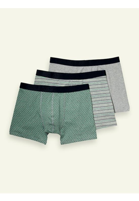 Classic 3-Pack Jersey Boxer