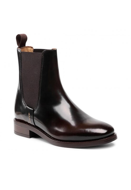Fayy Leather Boots