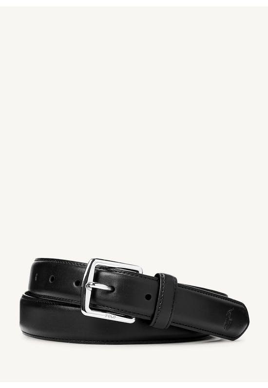 Full-Grain Leather Dress Belt