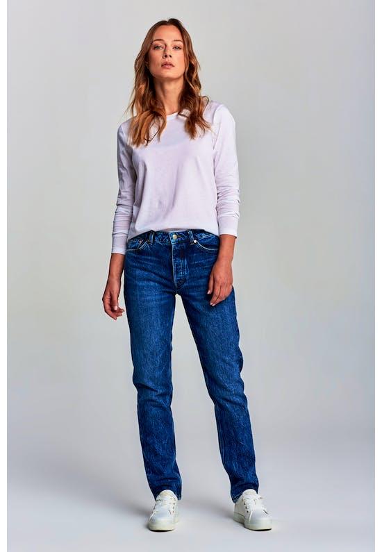 Plain Long Sleeve T-Shirt