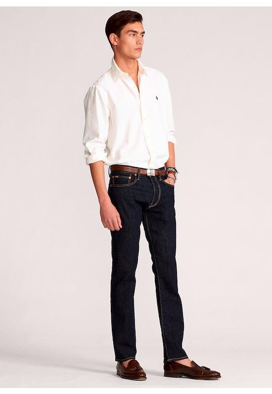 Sullivan Slim Jeans with Polo