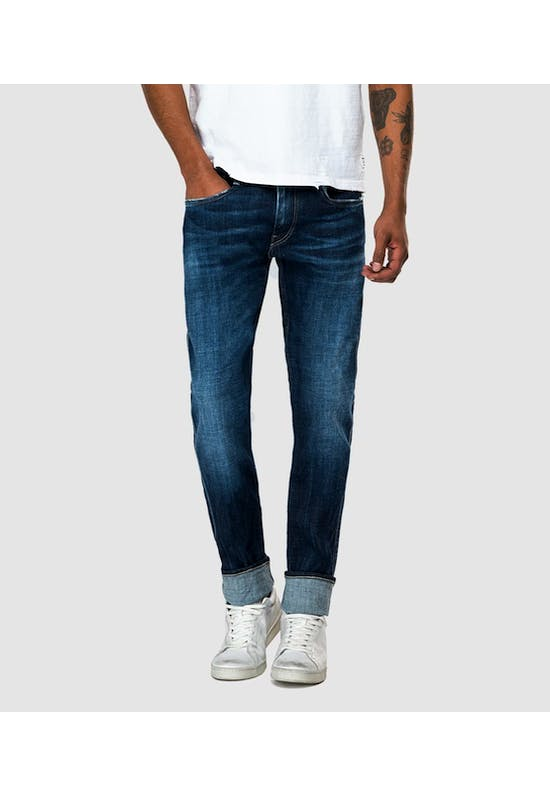 Aged Eco 1 Year Jeans