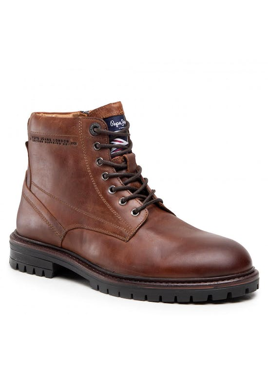 Ned Boot Leather