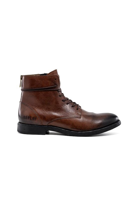 Booster Leather Boots