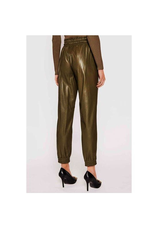 Letizia Fake Leather Pants