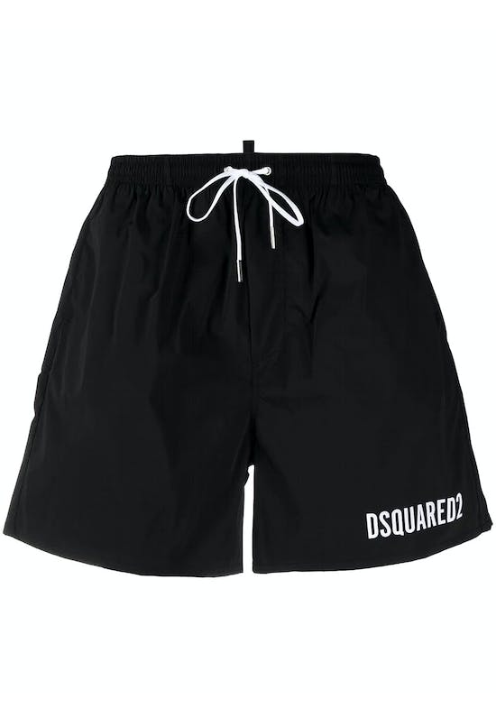 Silver Icon Swimshorts