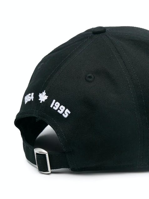 DSQUARED2 - Embroidered Cargo Baseball Cap
