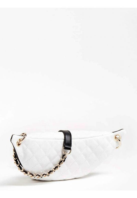 Banana Capitone Belt Bag