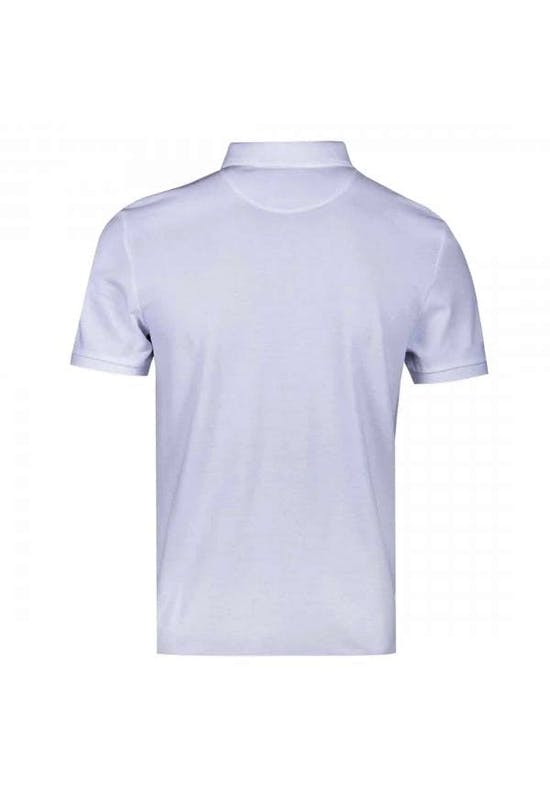 Seasonal Tipped Polo Shirt