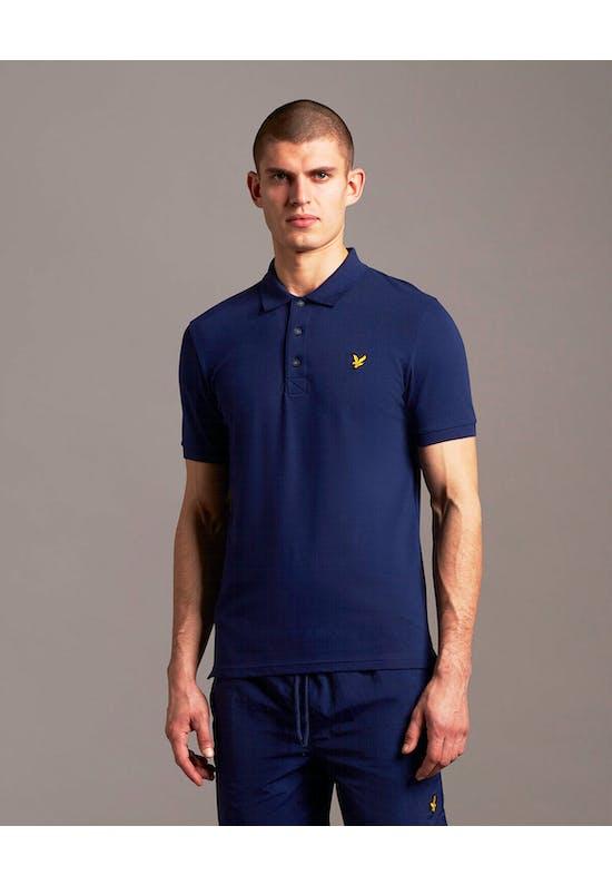 Slim Stretch Polo Shirt