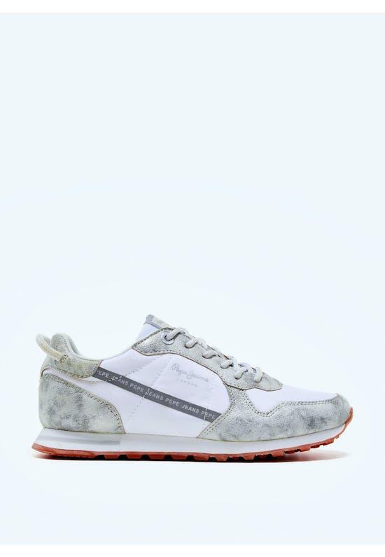 Verona W Lurex Metallized Sneakers