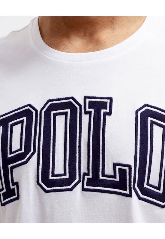 Polo Front Logo T-Shirt
