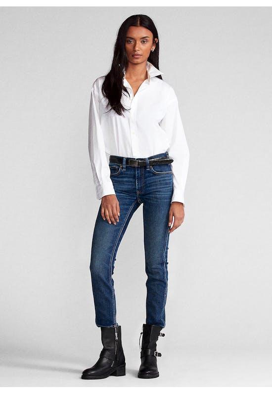 Tompkins Skinny Crop Jeans