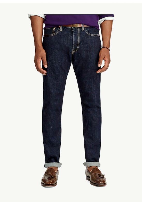 Varick Slim Straight Jeans