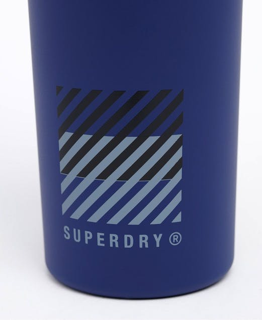 SUPERDRY - Training Steel Bottle
