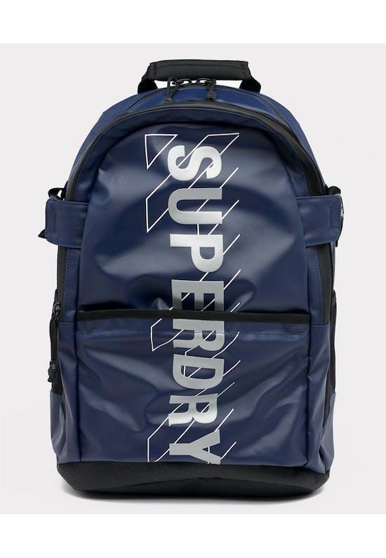 Sport Code Tarp Backpack