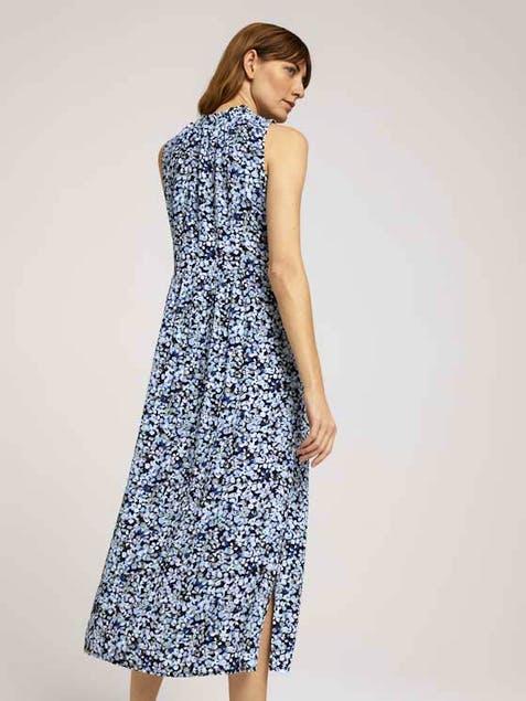 TOM TAILOR - Multicolor Maxi Dress