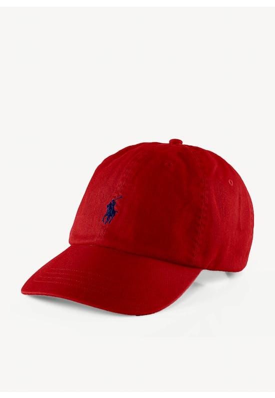 Cotton Chino Baseball Cap 710548524002
